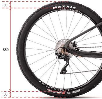 Ajuste del cuentakilometros y calculo desarrollos bicicleta